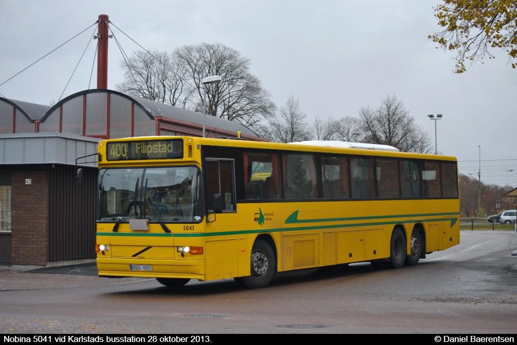 Nobina 5041