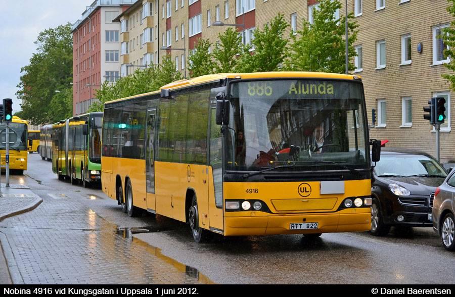 Nobina 4916