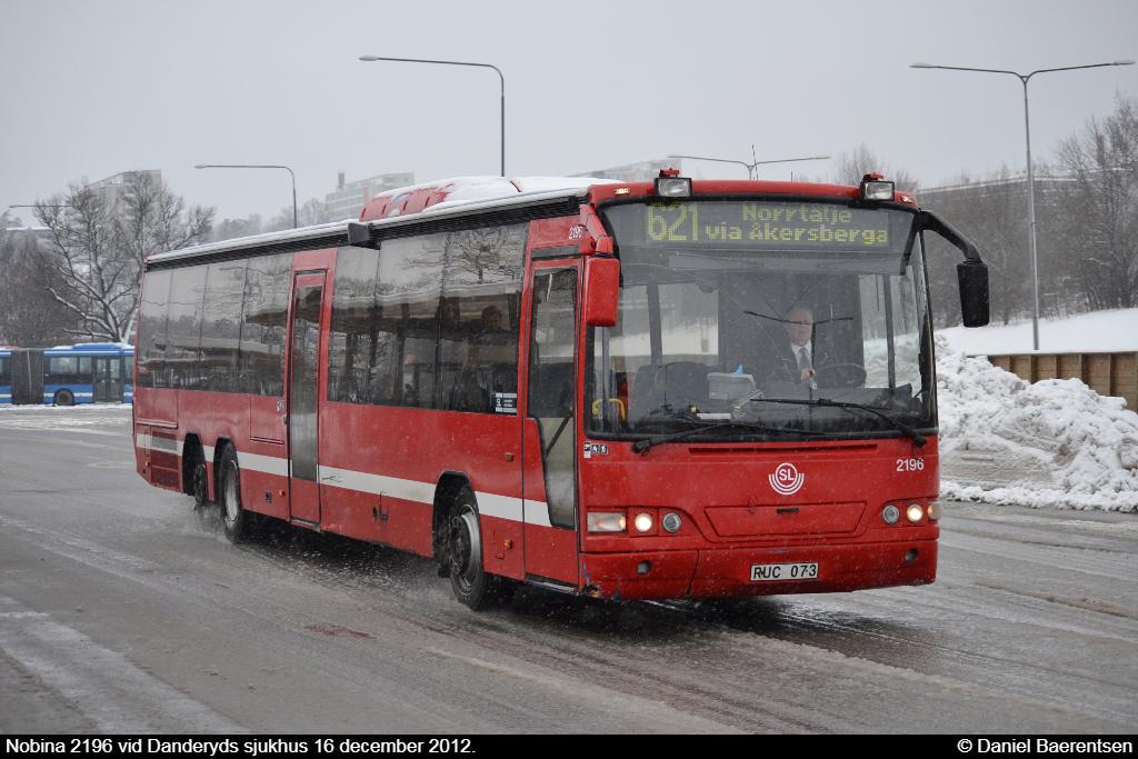 Nobina 2196