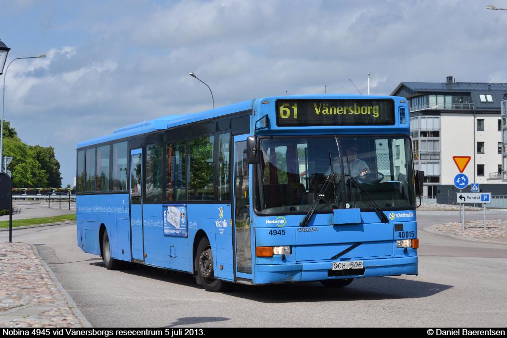 Nobina 4945