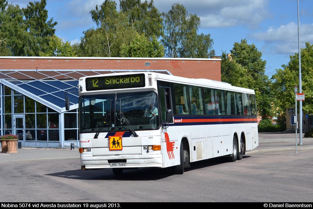 Nobina 5074
