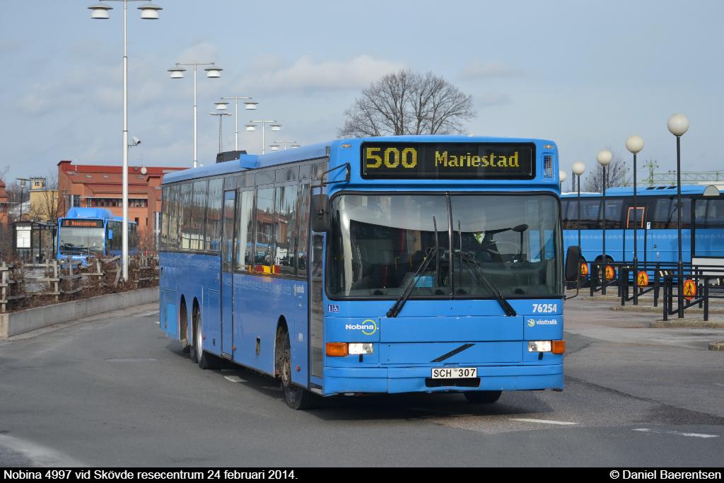 Nobina 4997