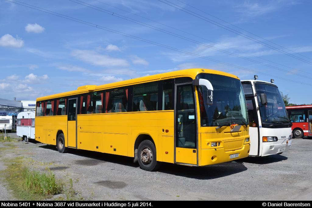Nobina 5401