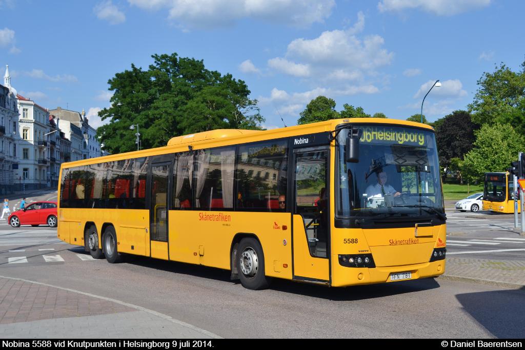 Nobina 5588