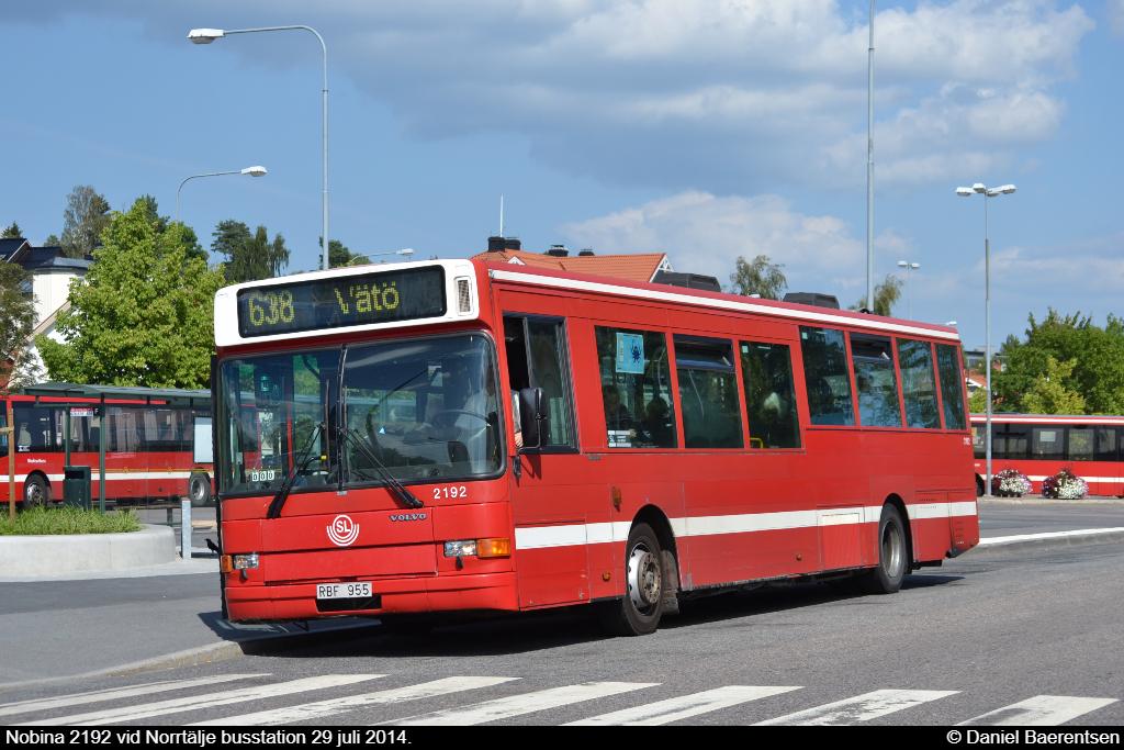 Nobina 2192