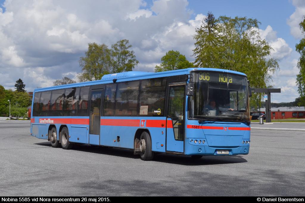 Nobina 5585
