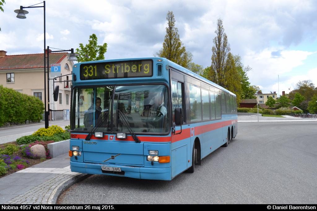 Nobina 4957