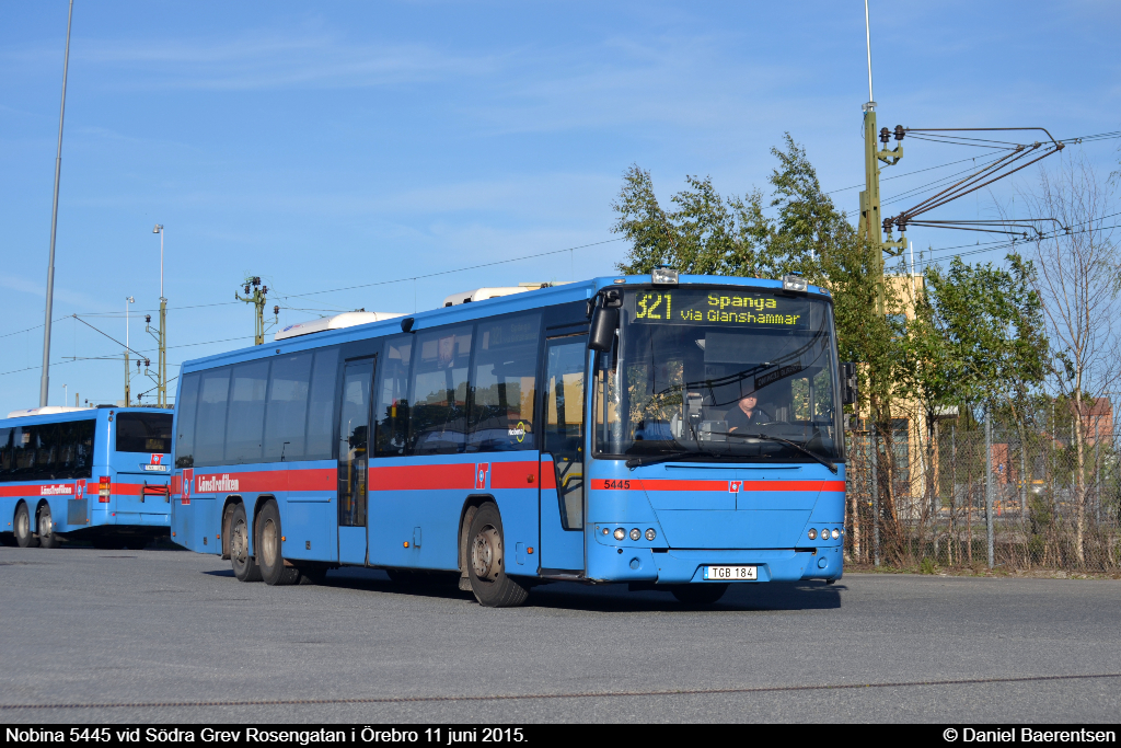 Nobina 5445
