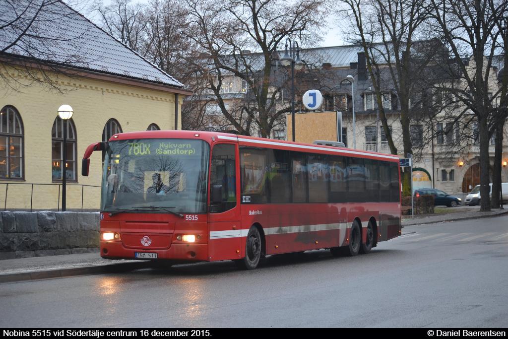 Nobina 5515