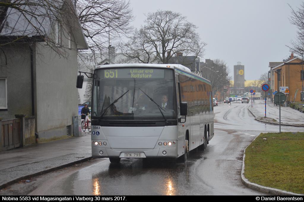 Nobina 5583