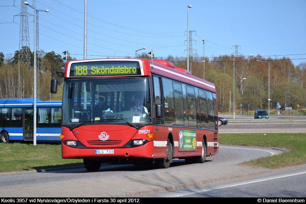 Keolis 3957
