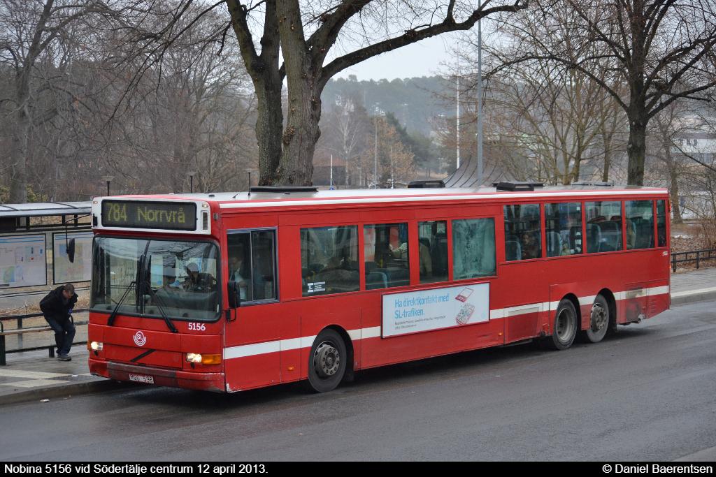Nobina 5156