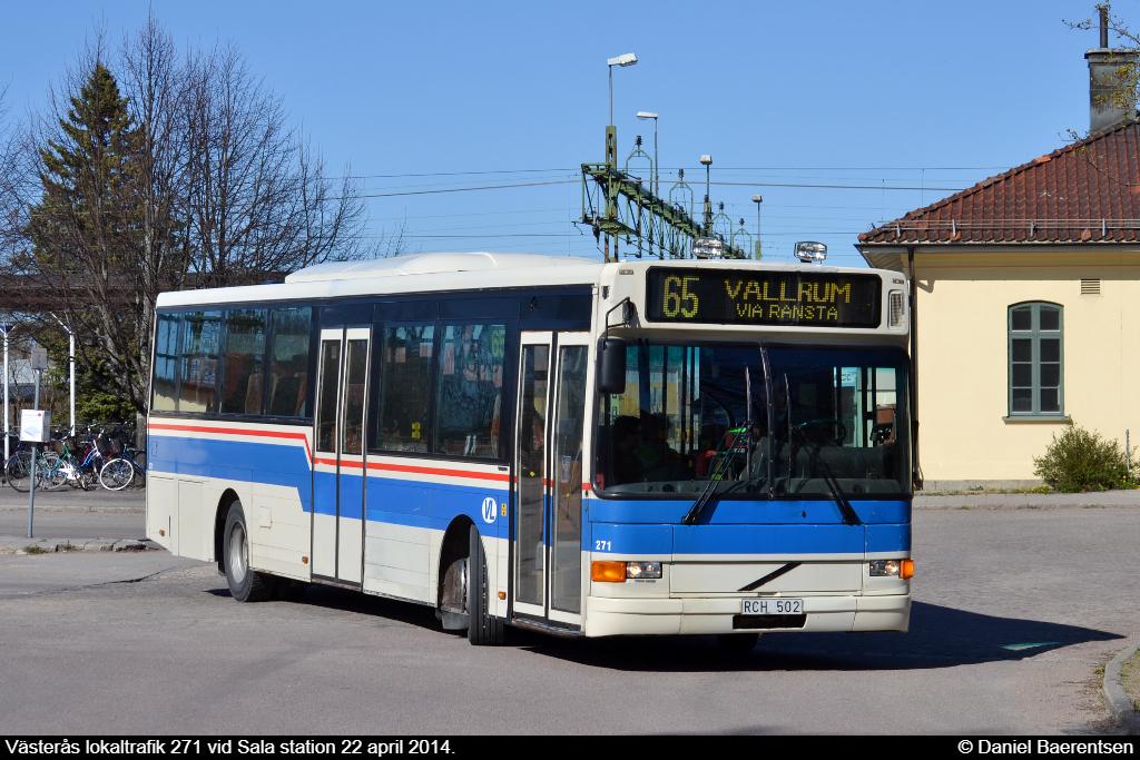 Västerås lokaltrafik 271