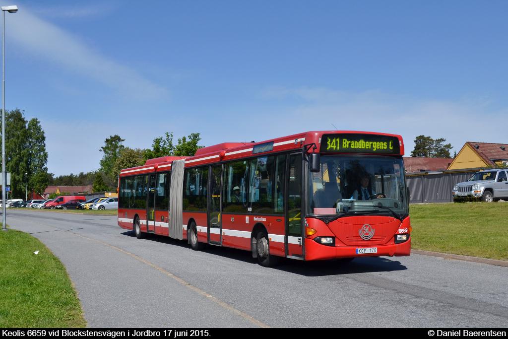 Keolis 6659