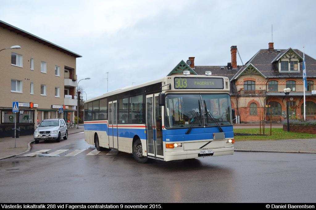 Västerås lokaltrafik 288