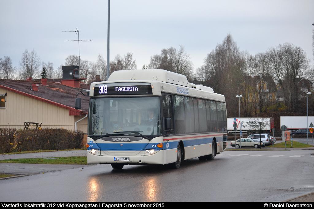Västerås lokaltrafik 312
