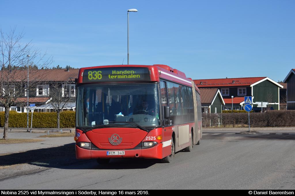 Nobina 2525